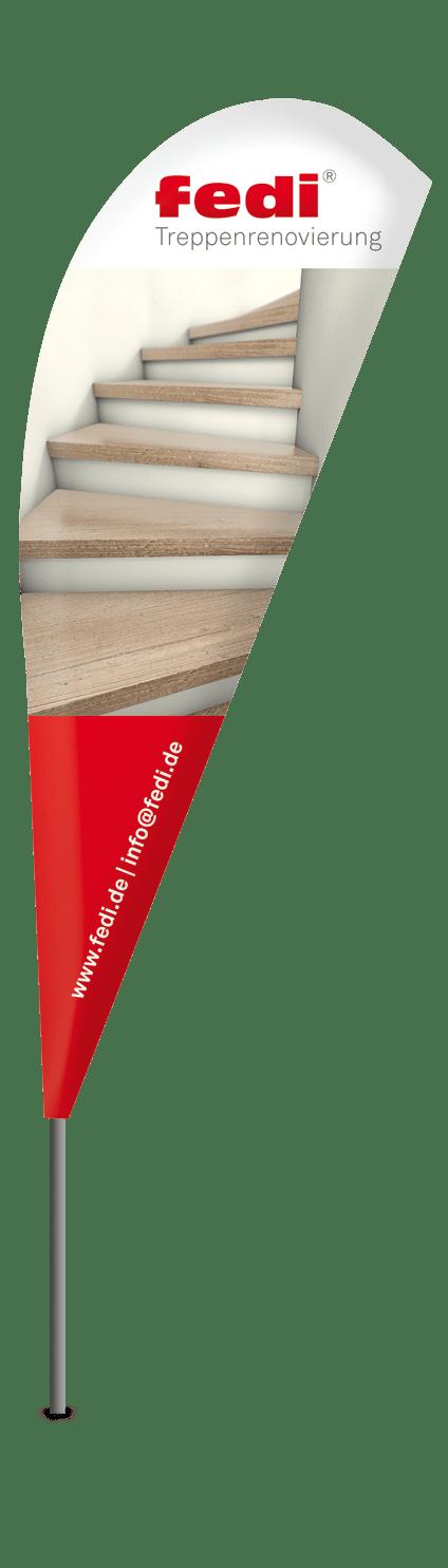 Fedi Beachflag-Ständer